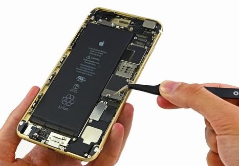 La batería del iPhone 6 dura lo esperado la mayoría de las veces