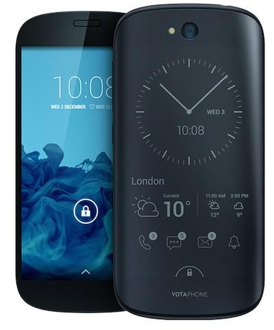 yotaphone 2 - iosmac
