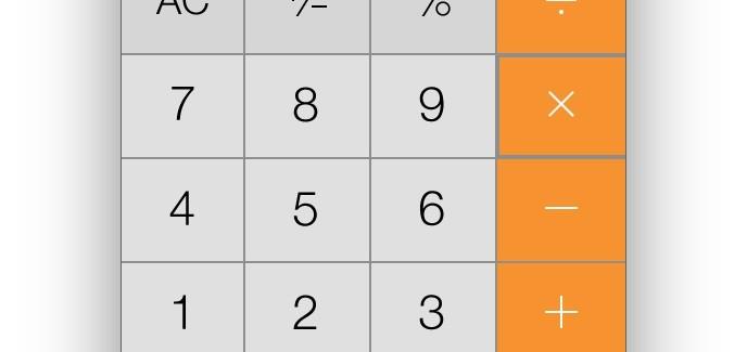 Tutorial: Cómo sacarle partido a la calculadora de OS X