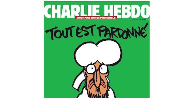 El semanario Charlie Hebbo ya está disponible en la App Store