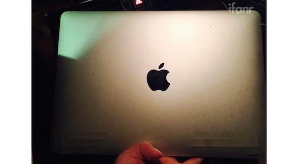 Fotos de la nueva versión del MacBook Air Retina de 12