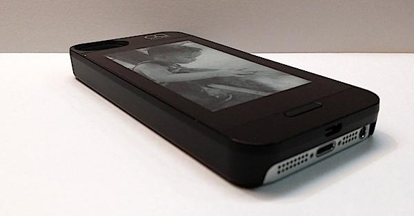 Nueva funda InkCase (tinta electrónica) para iPhone 6