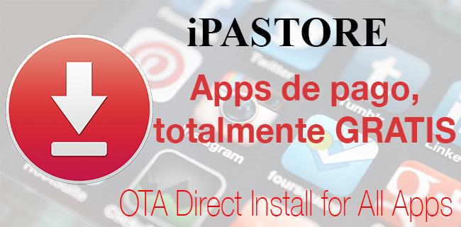 iPastore: Descargar apps de pago gratuitamente sin Jailbreak [SORTEO]