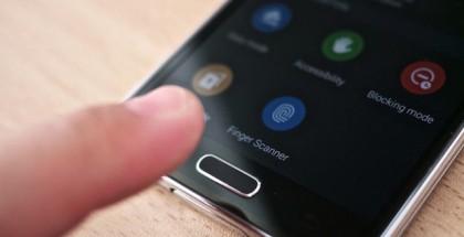 Samsung Galaxy S6 vendra con Touch ID