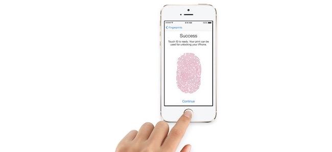 Solución para mejorar el Touch ID a bajas temperaturas