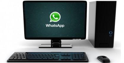 WhatsApp versión web - iosmac