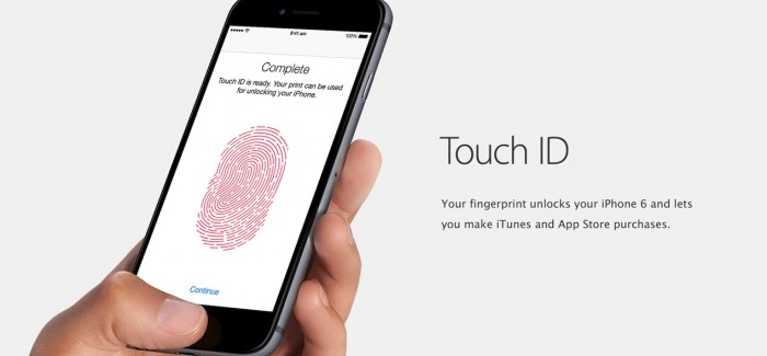 Touch ID, el mejor sensor biométrico hasta la fecha