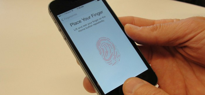 Desbloquear el Mac usando el Touch ID del iPhone