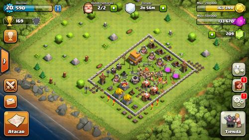 Trucos Clash Of Clans para iPhone y iPad