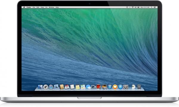 Mac OS X Yosemite a Mavericks