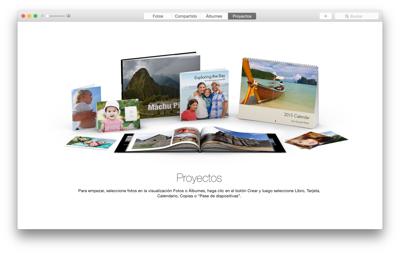 Fotos para Mac.
