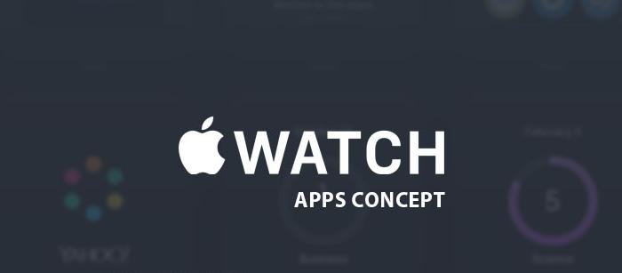 Cómo serán algunas apps en el Apple Watch [Concepto]