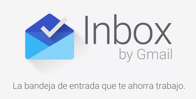 Inbox, ya disponible para iPad