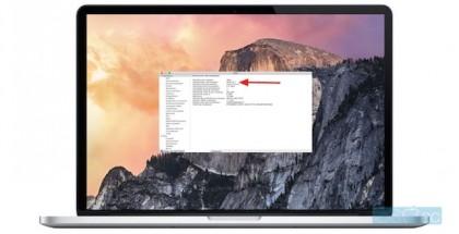 Encontrar rapidamente el Identificador del modelo de un Mac
