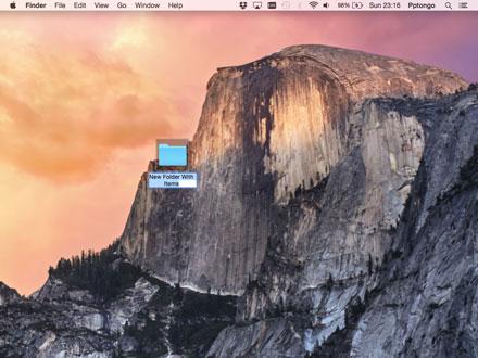 Folder con Archivos