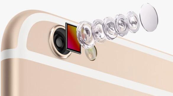 Camara iPhone 6