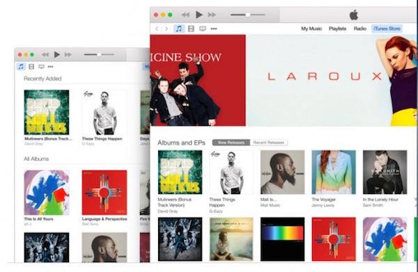iTunes 12.1.1 disponible para Windows