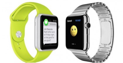 lanzamiento del iWatch y del MacBook Air - iosmac