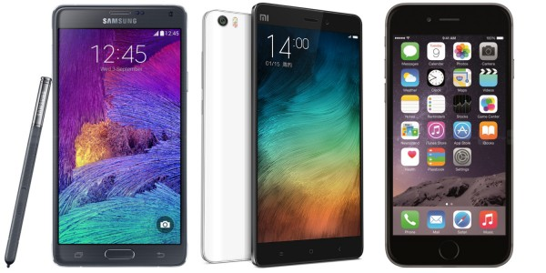IDC: Xiaomi encabeza a Samsung en China pero Apple también se acerca