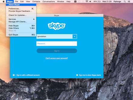 Version Skype