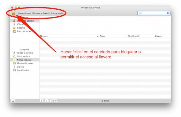 Bloquea o permite el acceso al contenido