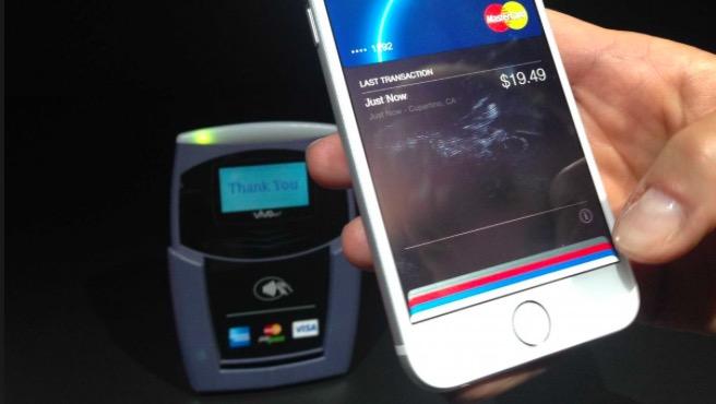 Apple Pay arrasa en EEUU