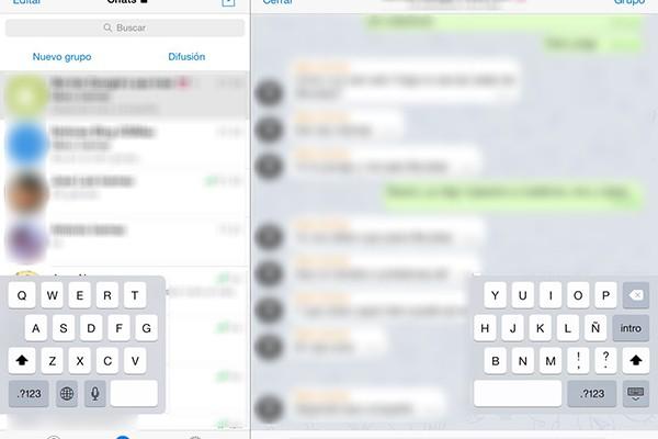 Como dividir el teclado del iPad fácilmente