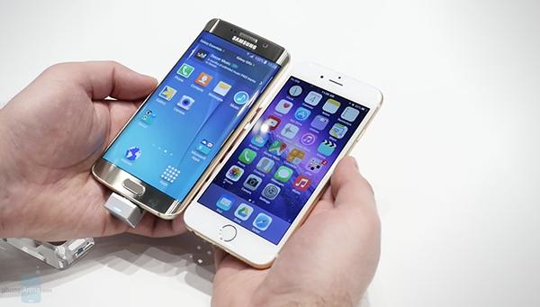 Samsung Galaxy S6 VS iPhone 6 [vídeo comparativo]