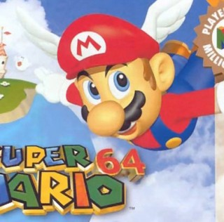 Super Mario 64 HD para iPhone 6 [Vídeo]