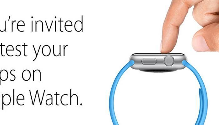 Apple invita a más desarrolladores para que prueben sus apps para el Apple Watch
