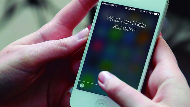 Utiliza Siri para buscar en la App Store