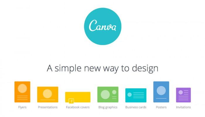 "Canva: Crea imágenes para blog o ""Social Media"" desde iPad"