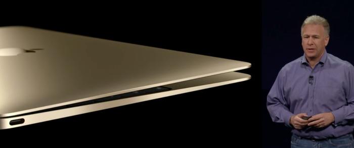 Apple estrena su Macbook de 12 pulgadas
