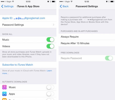 iOS-8.3-Beta-iTunes-App-Store-Password-settings