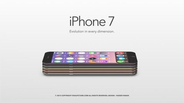 Apple seguirá con las pantallas LCD para iPhone 7