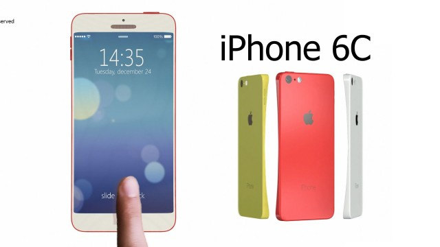 Apple presentará un iPhone 6C, 6S y 6S Plus