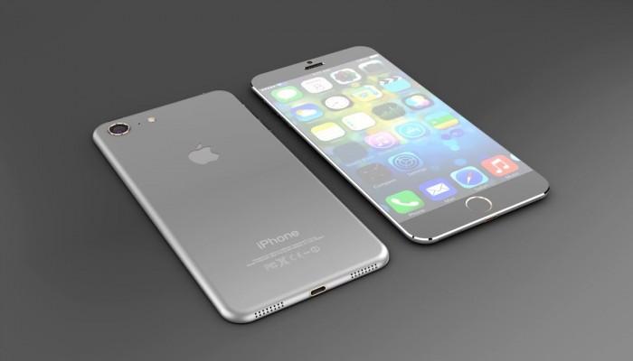 Imágenes de un posible iPhone 7