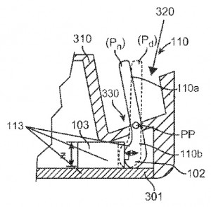 patente dock de carga
