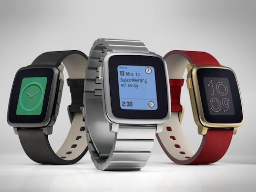 Pebble Time consigue en Kickstarter más de 20 millones de dólares