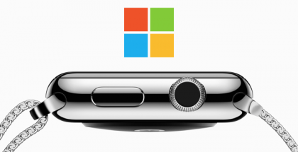 microsoft apple watch