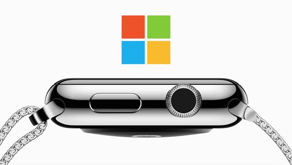 Microsoft Lanza su Primer Aplicación para el Apple Watch