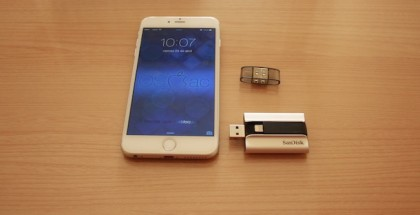 SanDisk iXpand - iphone 6 plus