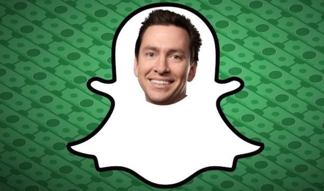 Scott Forstall nuevo asesor de Snapchat