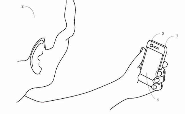 Nueva patente de Apple para desbloquear su iPhone con un selfie