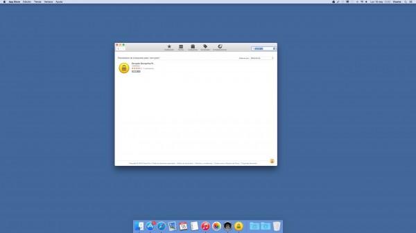 Encrypto en la Mac App Store
