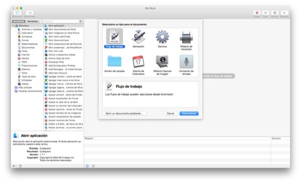Abre la App Automator