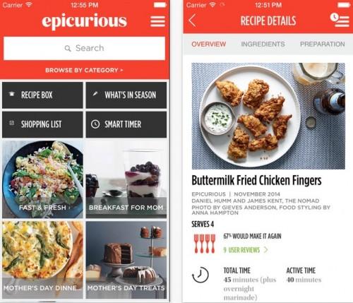 Apps Cocina   Las 4 Mejores Apps De Cocina De La App Store Iosmac