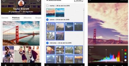 Flick para iOS 4.0