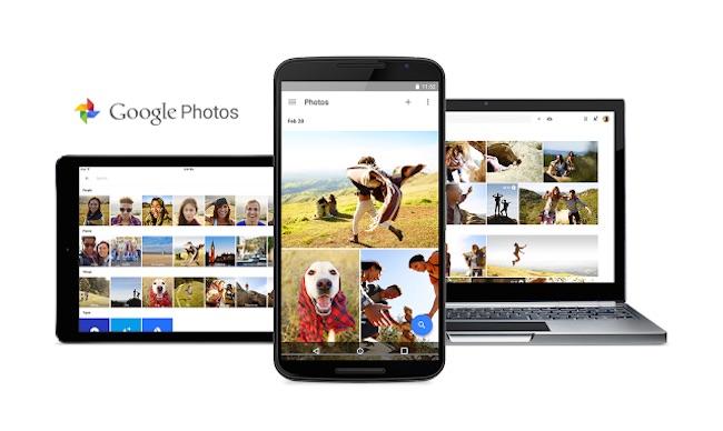 Google lanza Google Photos …. y es multiplataforma