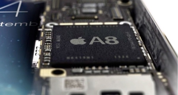 La tecnología en los productos Apple